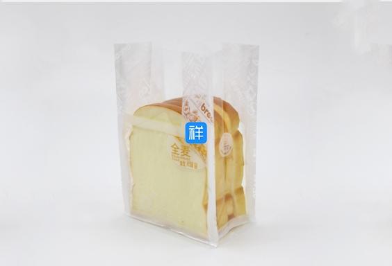 吴中专版面包透明八边封袋