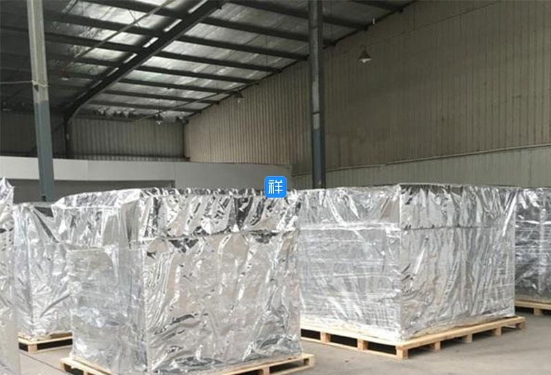 铝塑立体袋厂家
