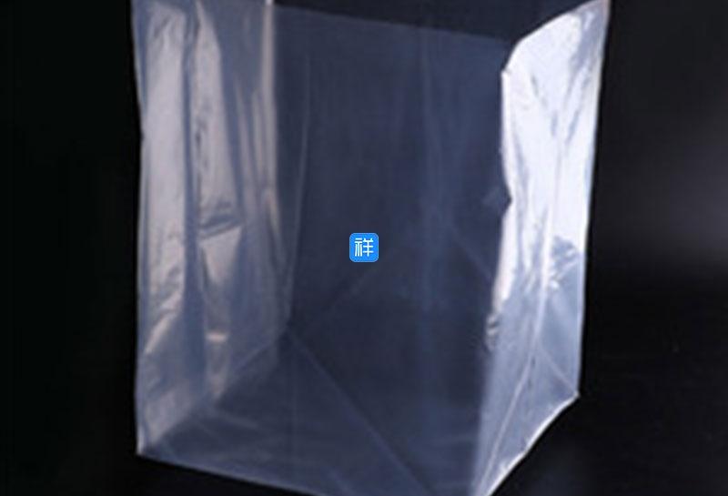 PE立体袋透明方底袋纸箱内衬四角大型防水袋